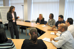 LMRS Information Services provides training to professionals